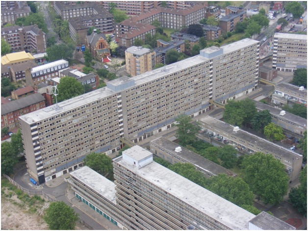 A Smart Solution to the UKs Decaying Estates
