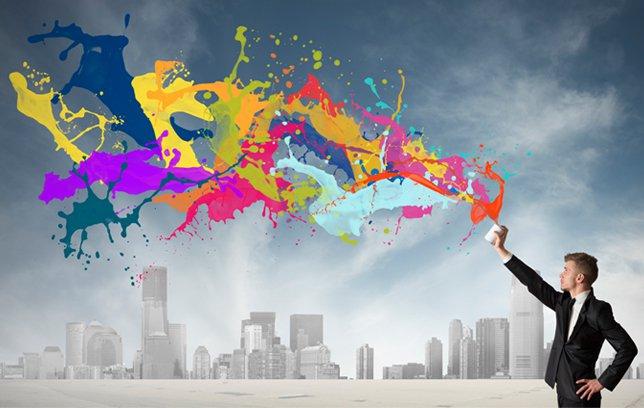 Creativity to grow The digital economy moves with imagination