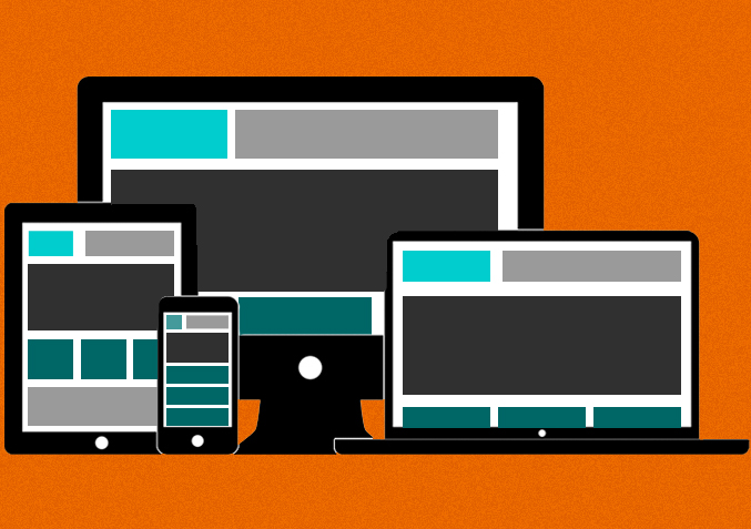 Differences between the adaptive and responsive web design