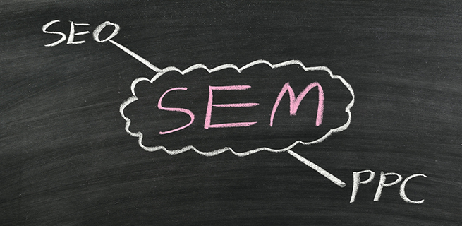 Is Search Engine Marketing the new rival for advertising display