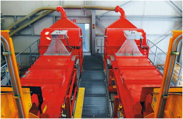 Advantages of Pneumatic Conveyors Over Mechanical