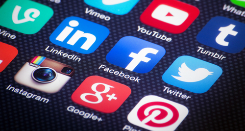 The engagement and brand recognition, paramount in the social media strategy