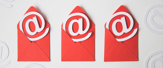 Email is 4 times more effective to win customers than social networks