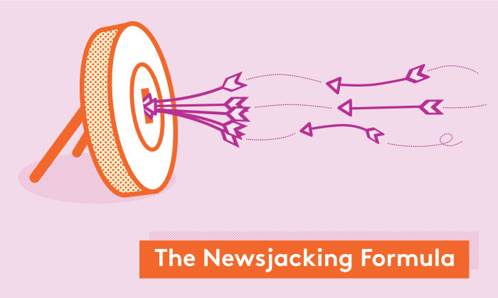 Newsjacking or how to take advantage of a news story for an unprecedented impact